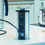 Evoline Powerport 3ST stopcontact Schulte