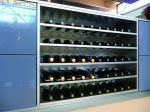 RVS Vrijstaand wijnrek - Opbouwmodule