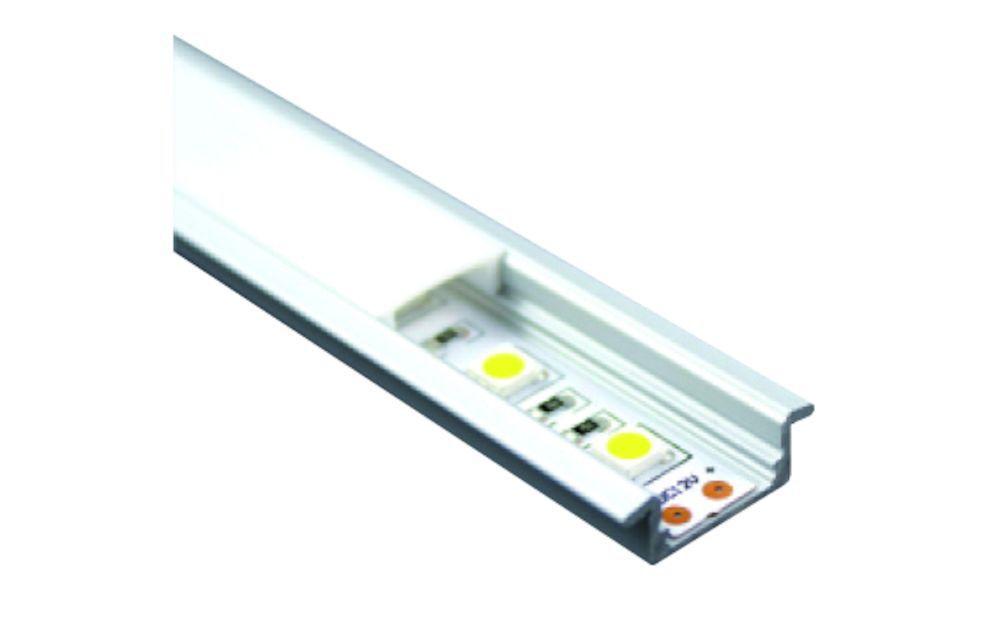 aluminium infrees profiel tbv ledline rol