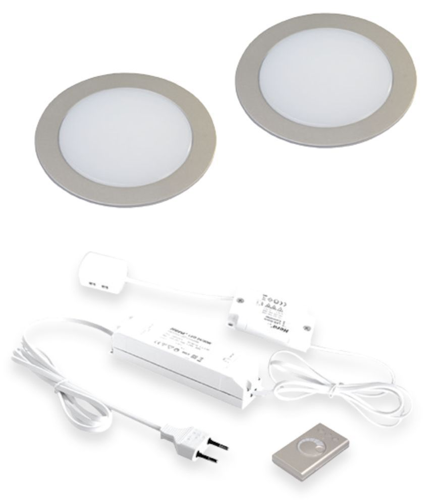 fr55 led sets met dimmer 24 v hera