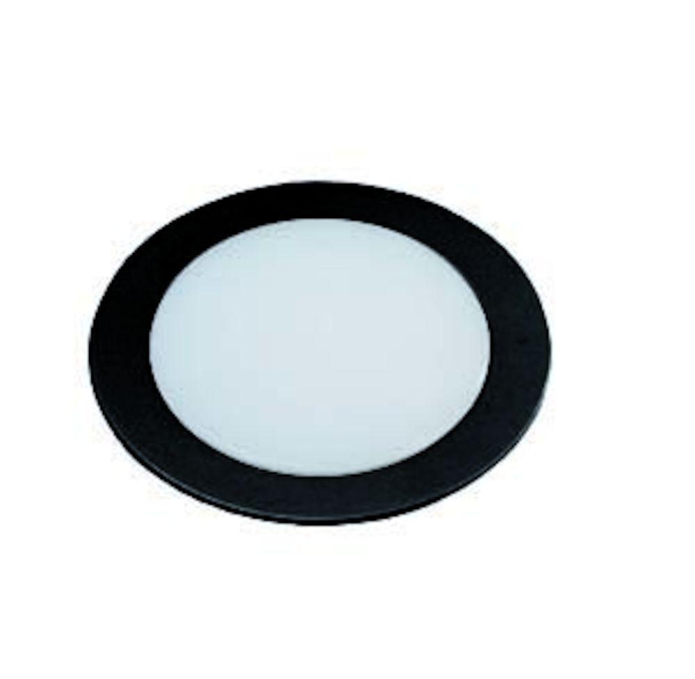 fr55 led spot zwart 24 v hera