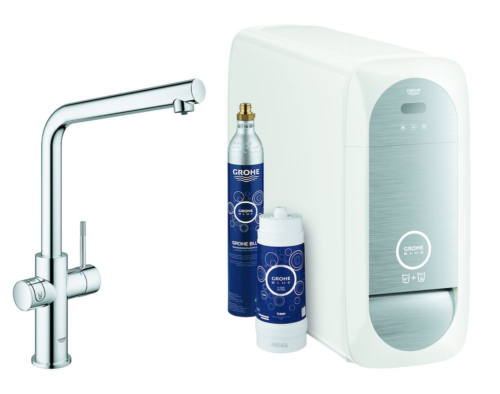 grohe blue home l starterkit