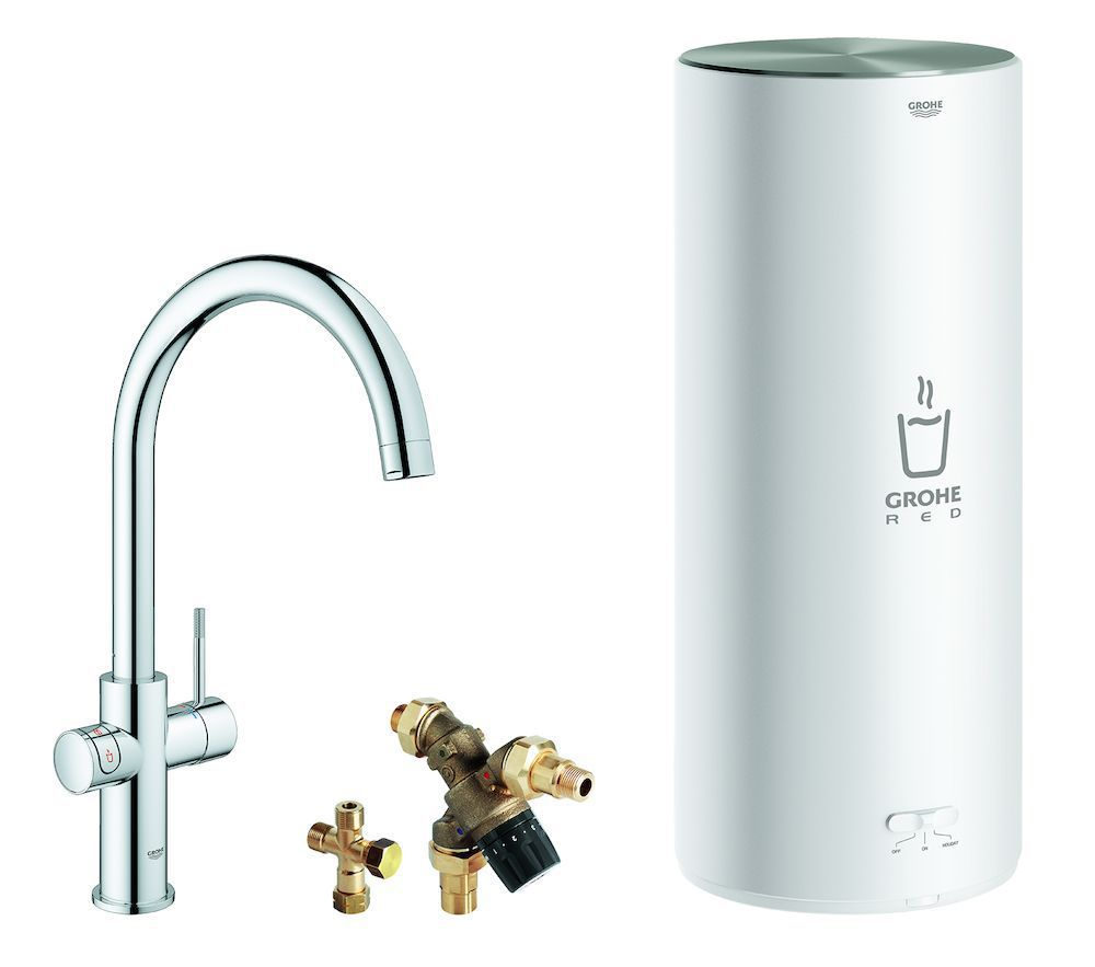 grohe red duo c