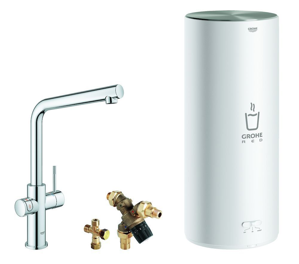 grohe red duo l