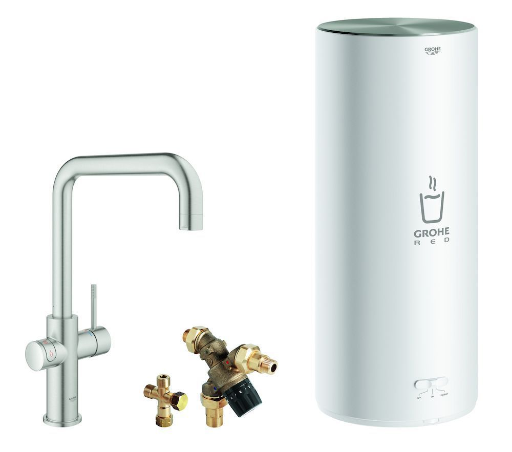 grohe red duo u