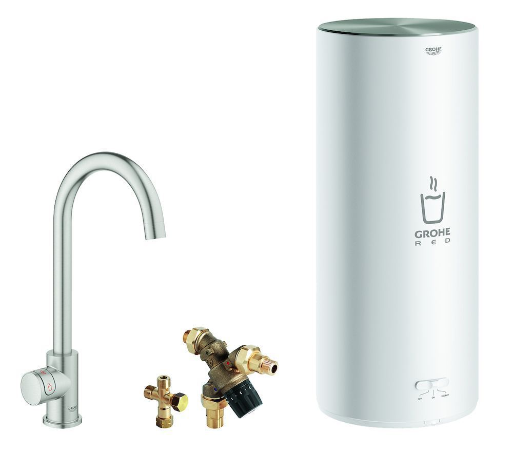 grohe red mono c