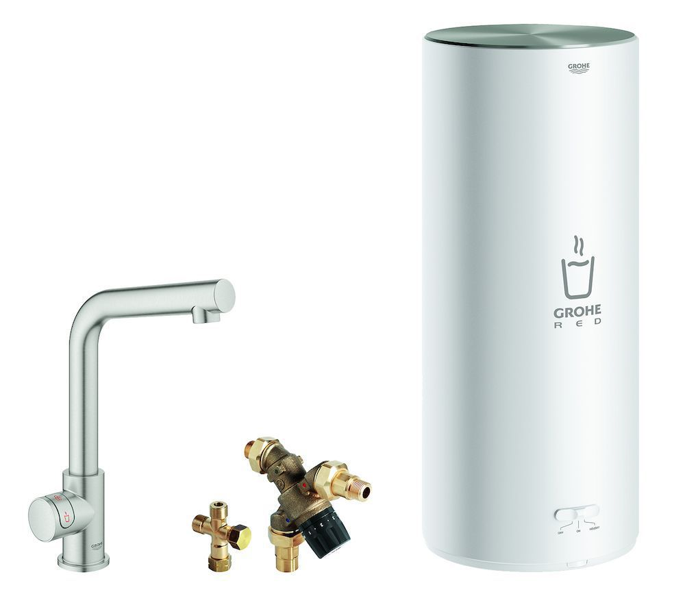 grohe red mono l