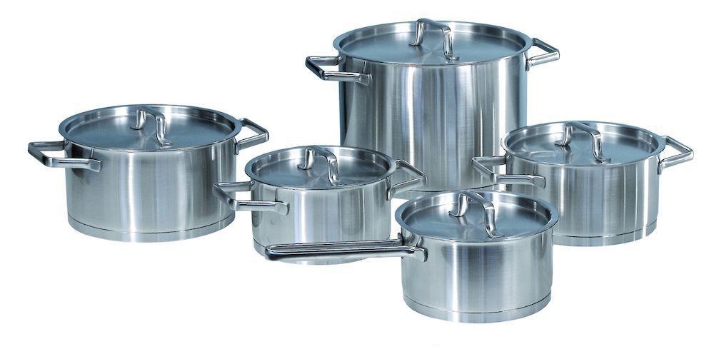 habonne robust 5delige pannenset