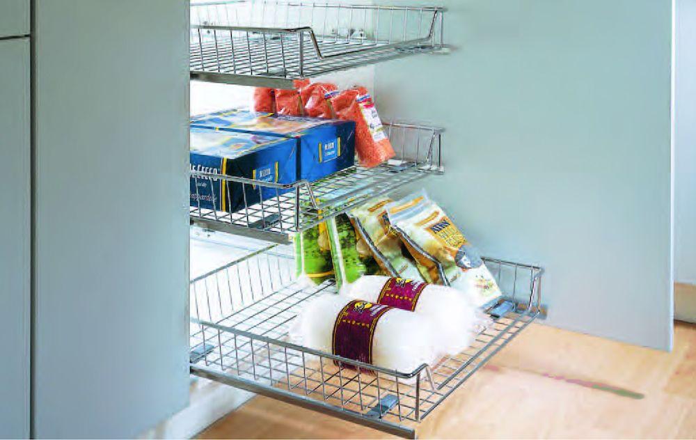 Uittrekkorven laag model kesseböhmer doeco thuis in iedere keuken